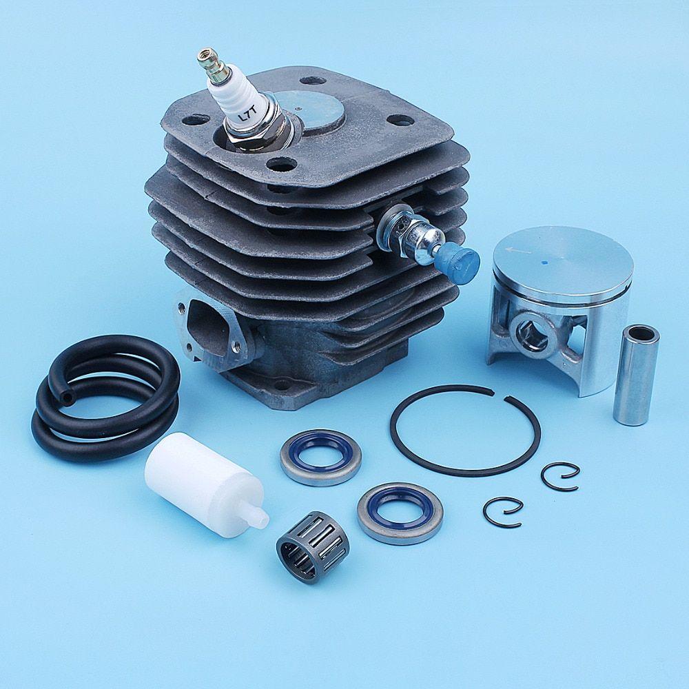 48mm Cylinder Piston Bearing Kit For Husqvarna 261 262 262xp
