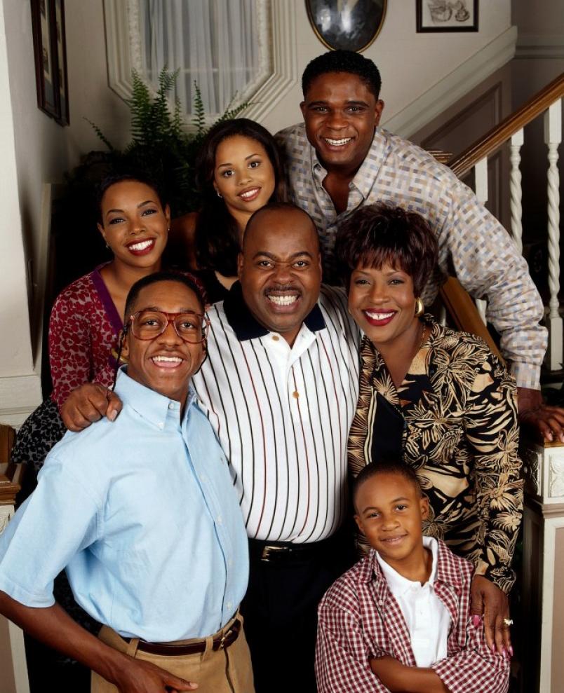 Black Family Reality Tv Shows Scenes
