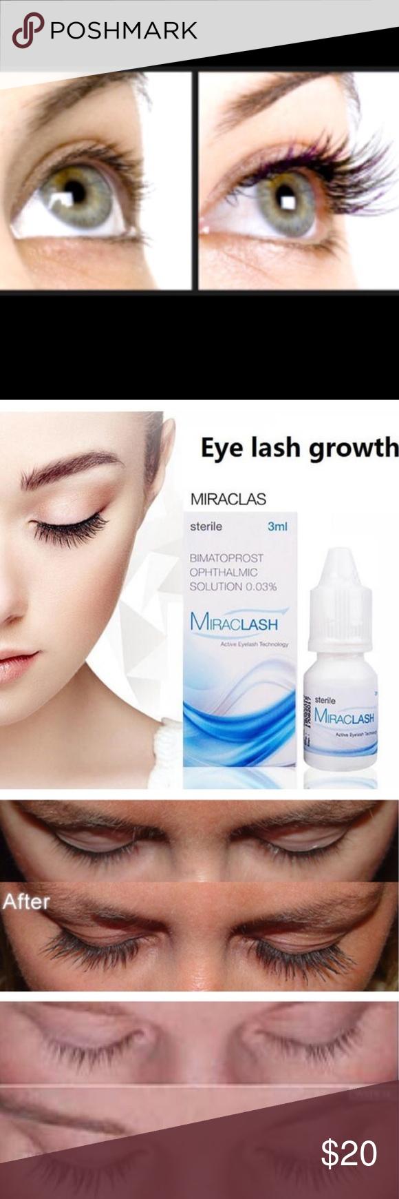 Latisse like eyelash lengthener Exact same thing as ...