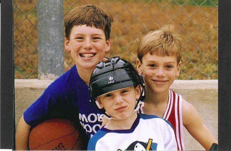 Hansbrough Brothers Pacers