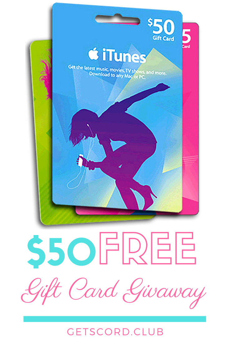 Photo of Win $50 #itunes giftcard #giveaway free