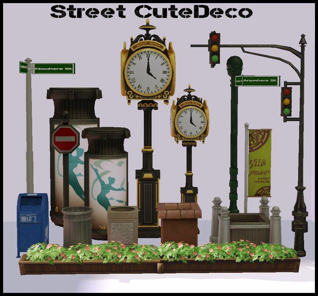 Street Deco