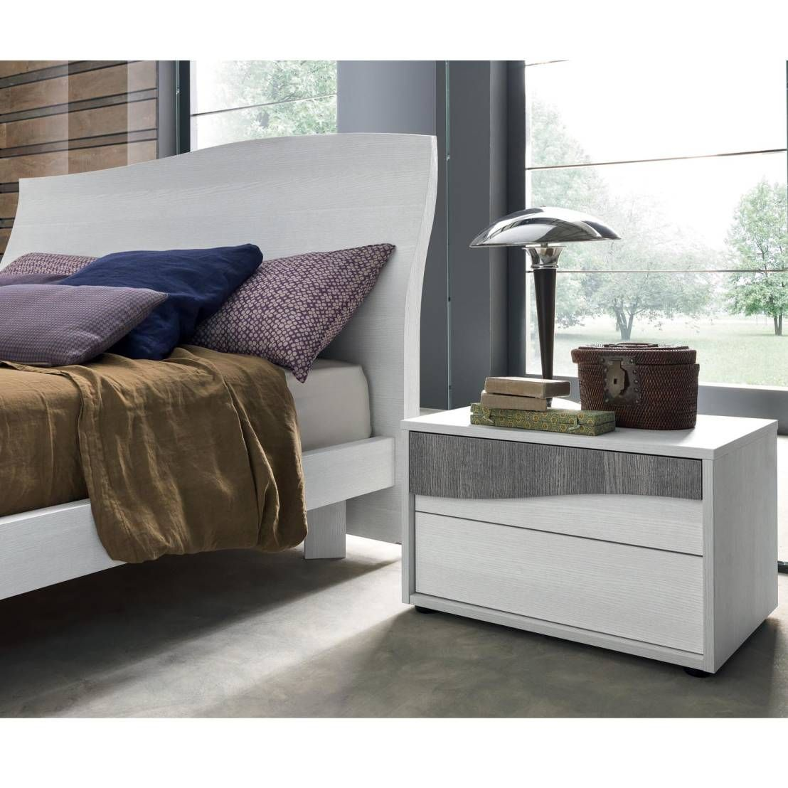 Seven stylish bedside tables and nightstands for your