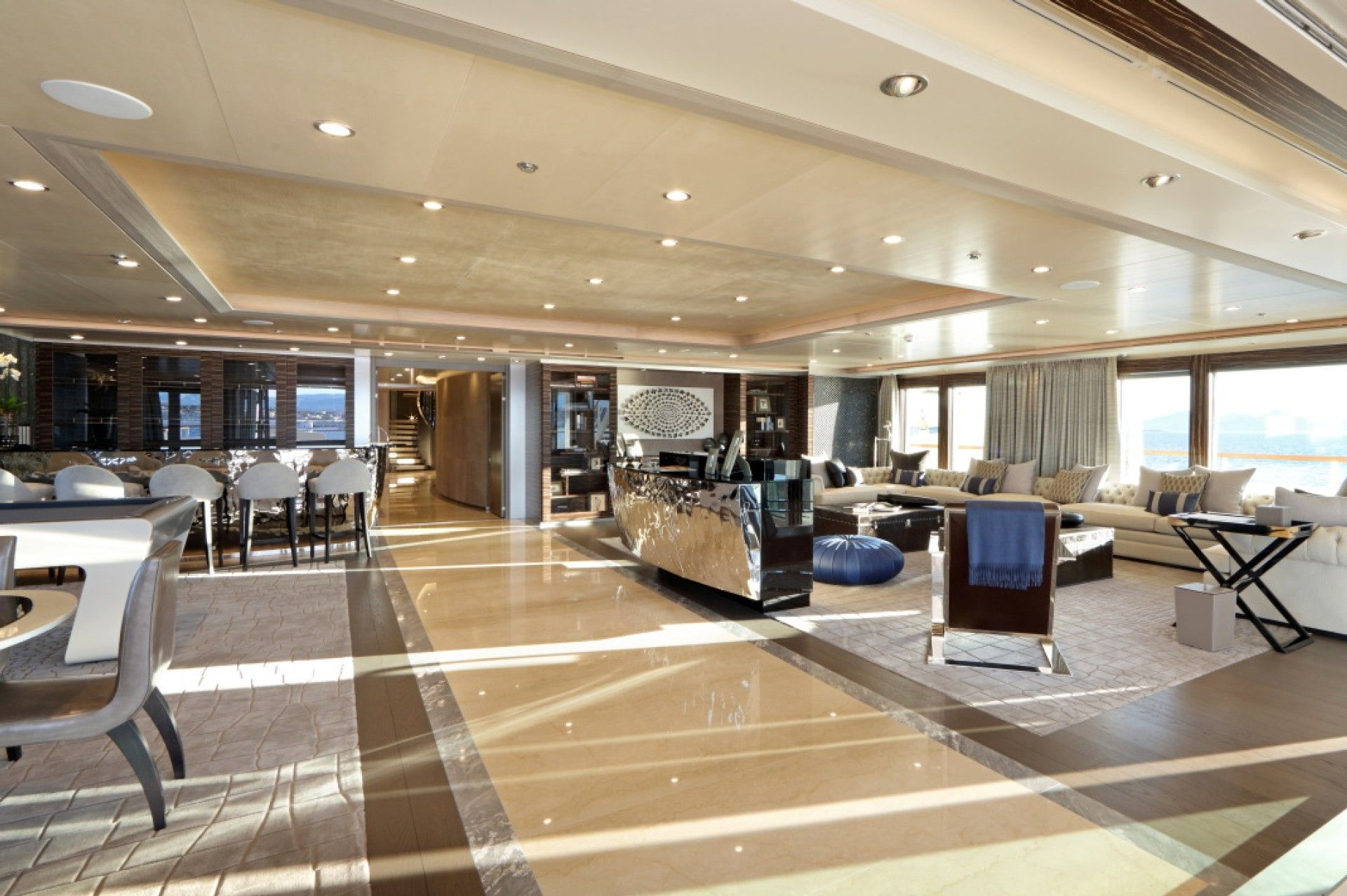 BOAT DECK ULYSSES YACHT | Official Website PHOTOGRAPHY ...