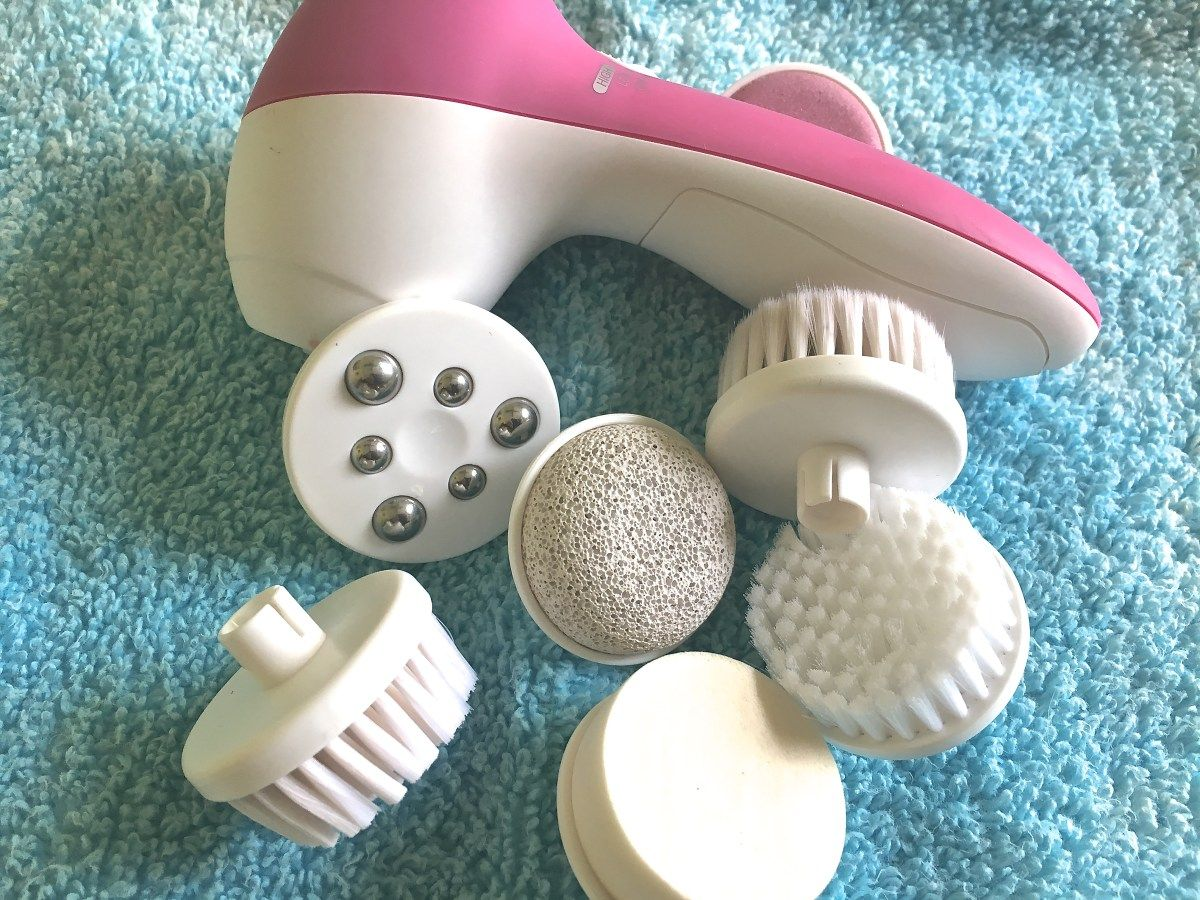 Review of Pixnor P2017 Facial Spin Brush Is it safe for
