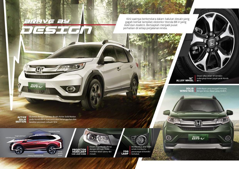 Spesifikasi Harga Honda BR V Makassar Makassarhondamobil