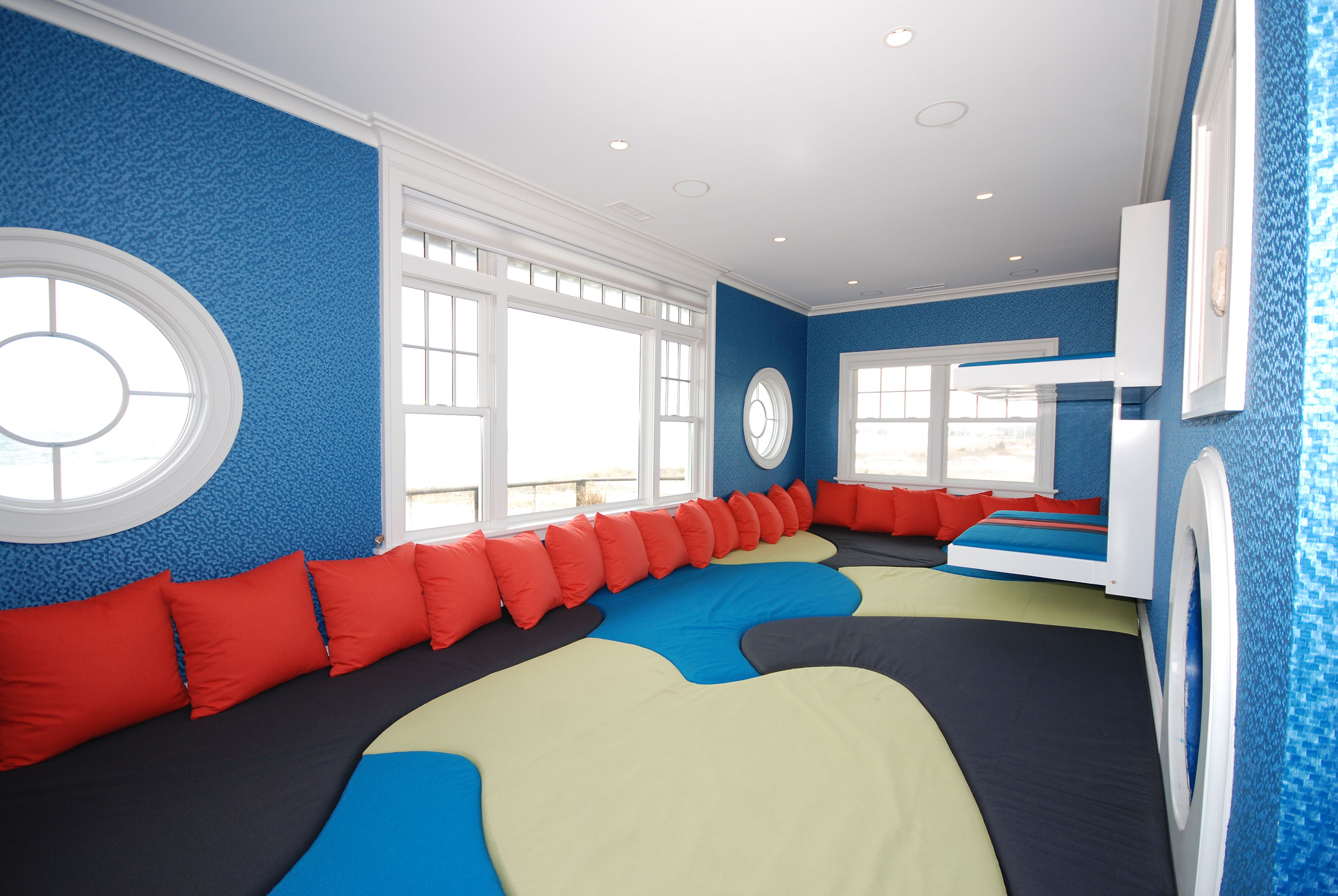 Contemporary Youth Room Lol Padded Room Yep That S About It