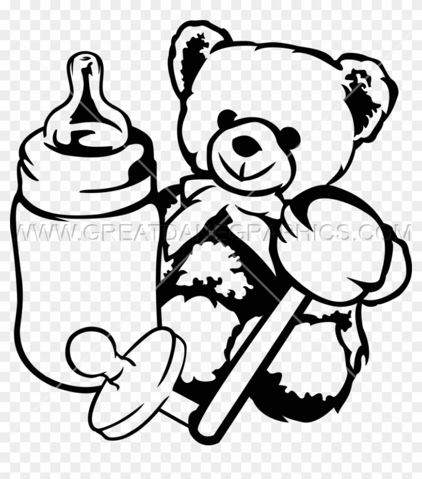 Toy Clipart Black And White Images Di 2021