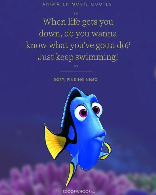 14 Animated Movies Quotes That Are Important Life Lessons  - Mottos -