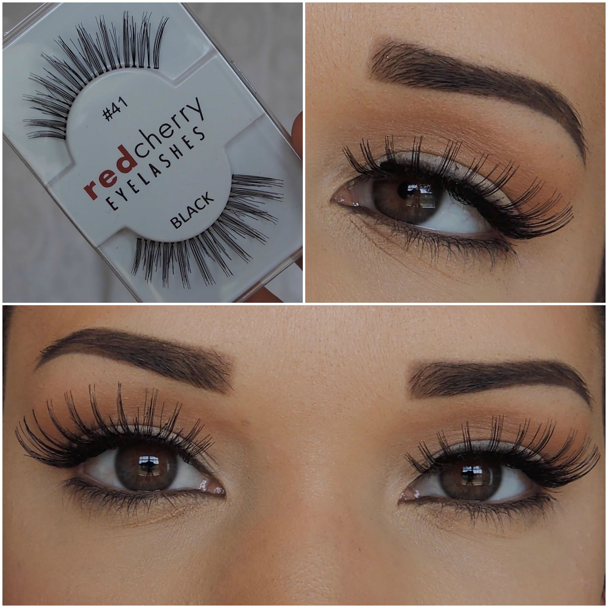 Red Cherry Lashes 41 Sundance Beautybycmw Pinterest Red
