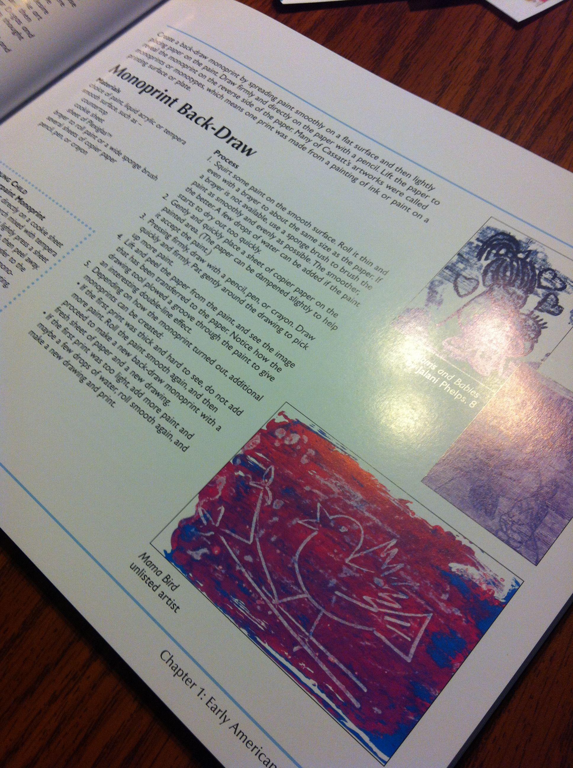 S Mary Cassatt Monoprints