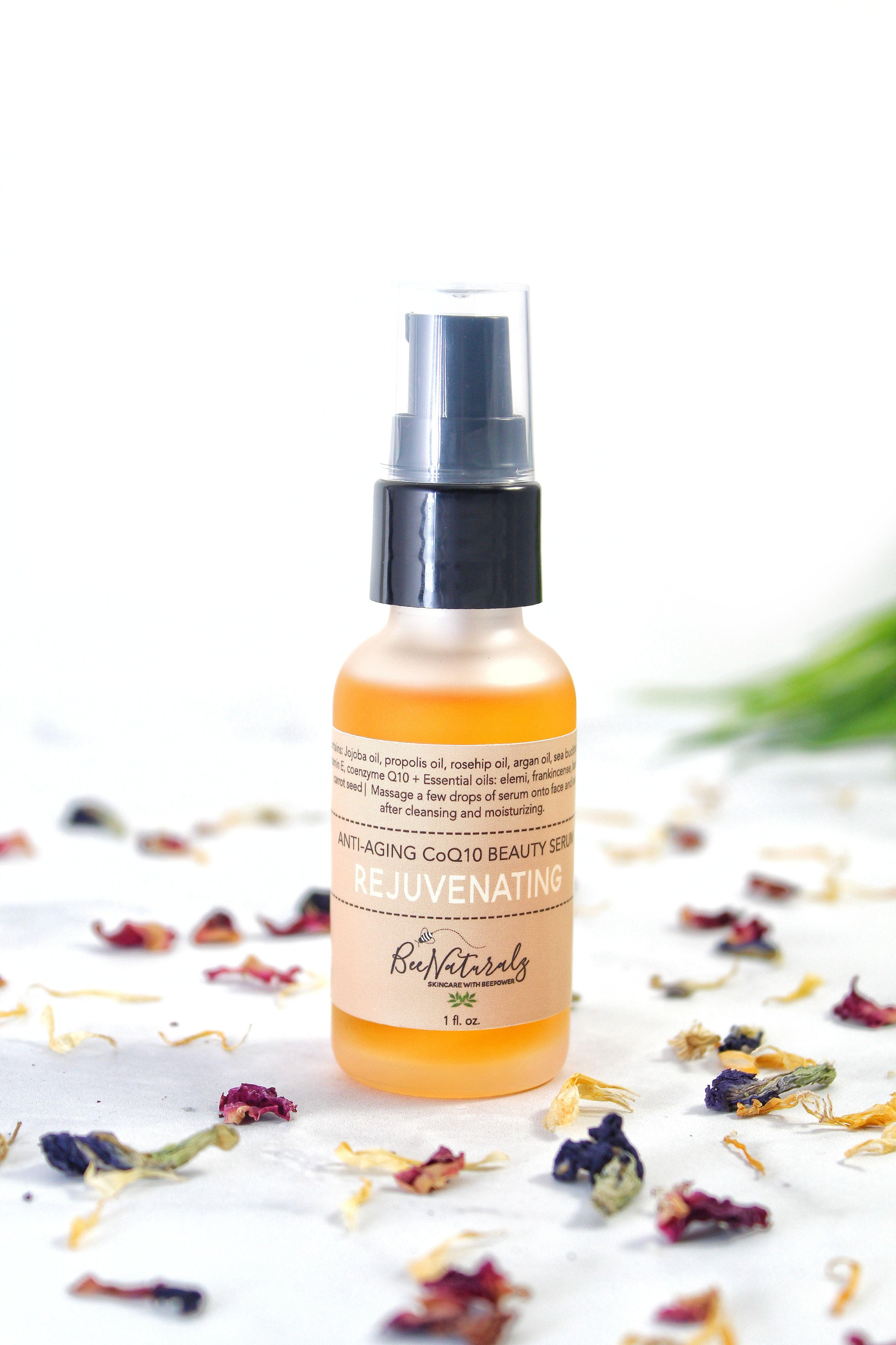 AntiAging CoQ10 Beauty Serum Rejuvenating Beauty