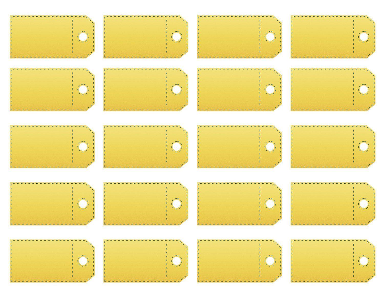Free Printable Price Tags Template Printable Price Tag Templates Price Tag Template Tag Templates Printable Tags Template