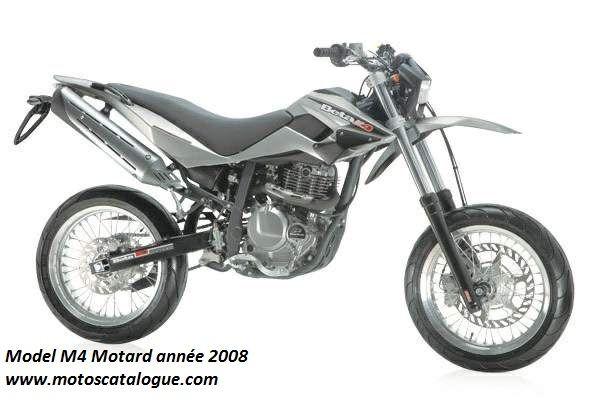 2008 Beta (Italy) Motard 350.
