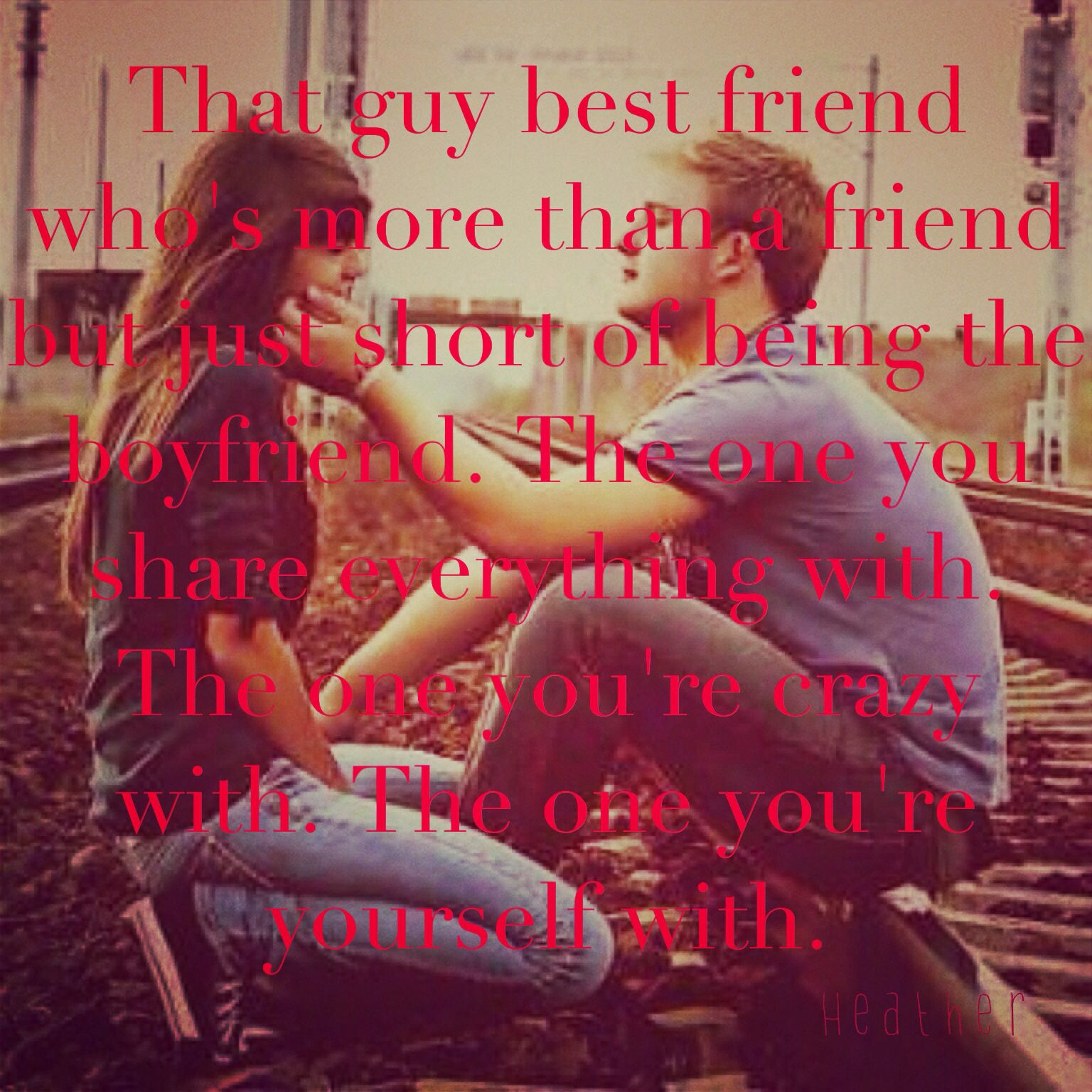 Guy Best Friend. Yes. Yes. Yes!!!! This Is My Life