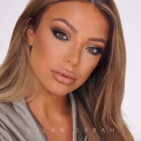Photo of BROWN SOFT GLAM MAKEUP LOOK