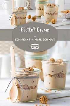 Giotto®-Creme #dessertrecipes
