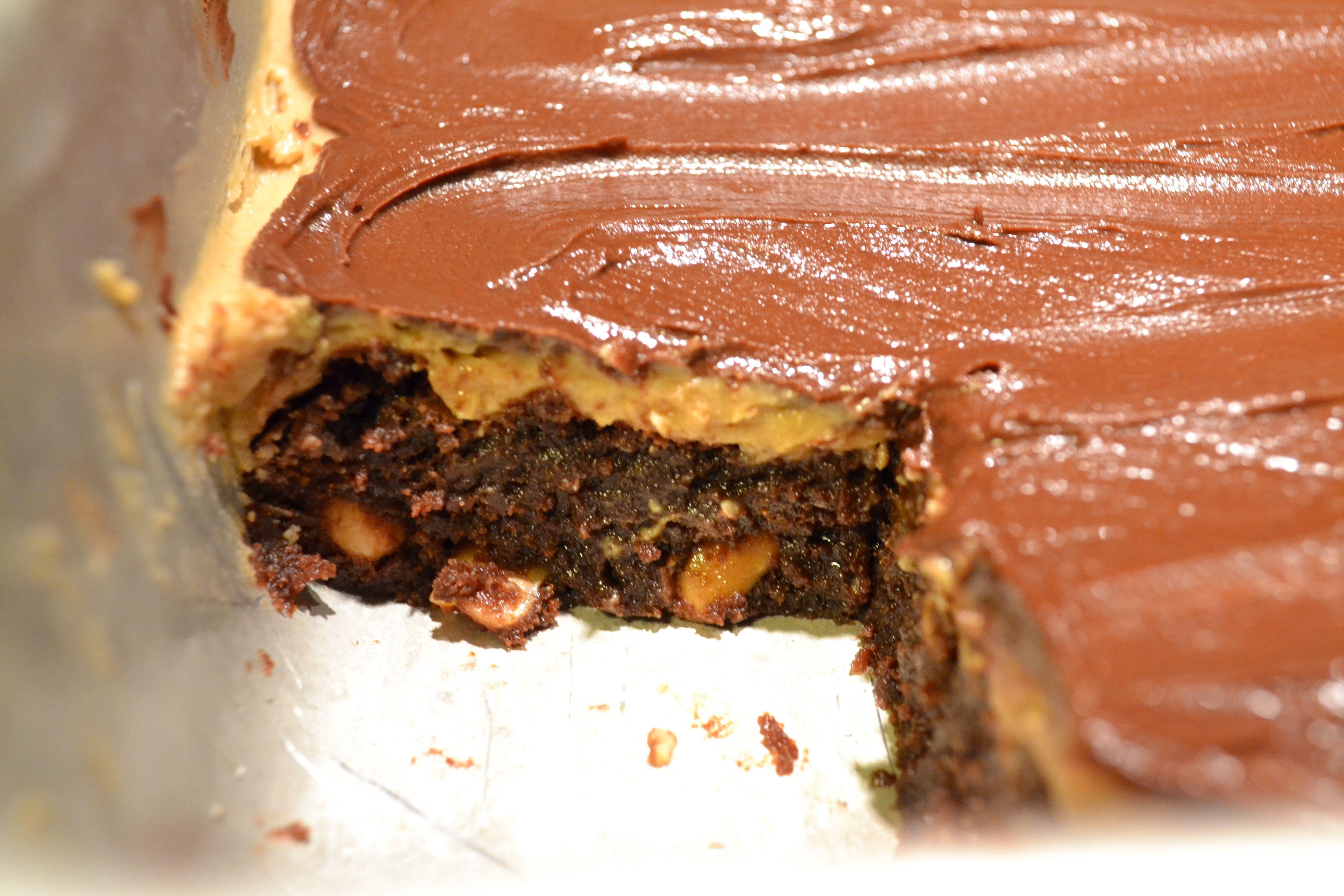 Corner of Brownies