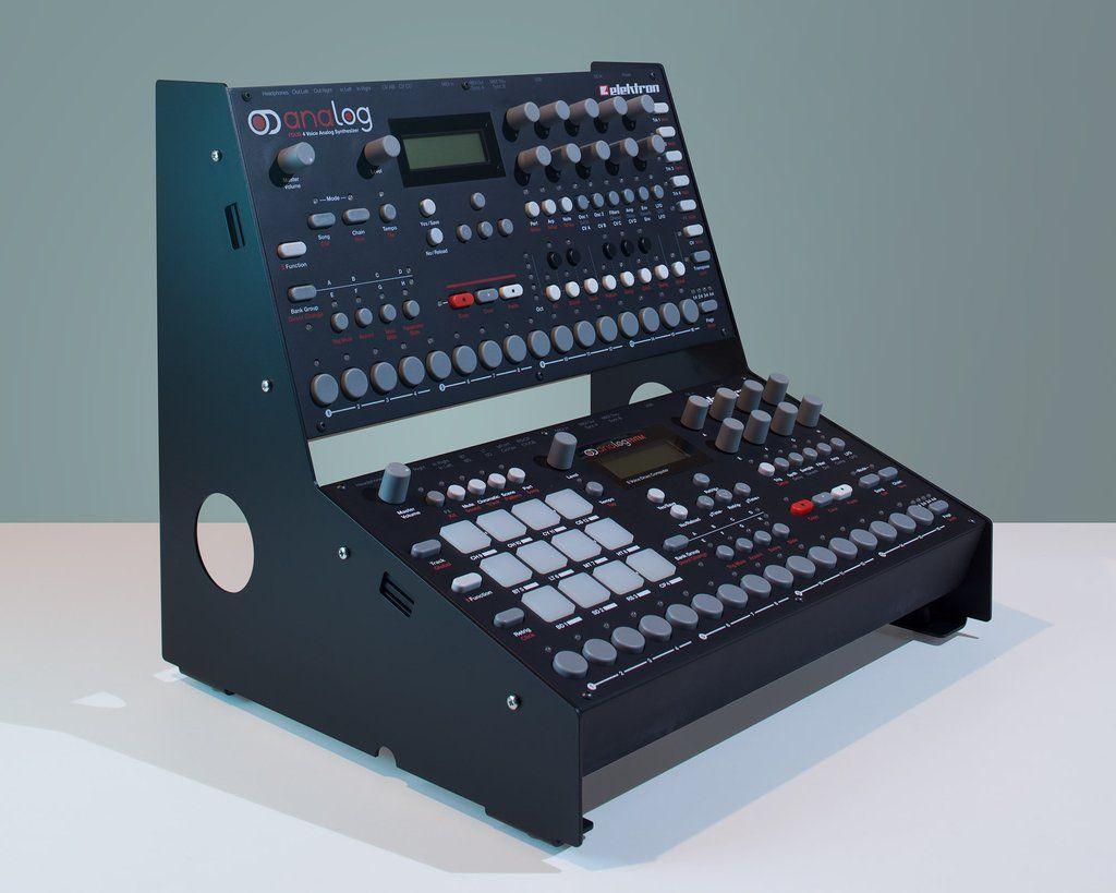 Elektron 2 Tier Stand In 2018 Diy Modular Case Pinterest Diabolical Devices Casio Sk1 Circuit Bent Sampling Fun Fraction Industries