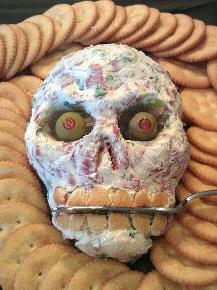 27 Creepy-Cute Treats to Make for Halloween | Halloween party ...