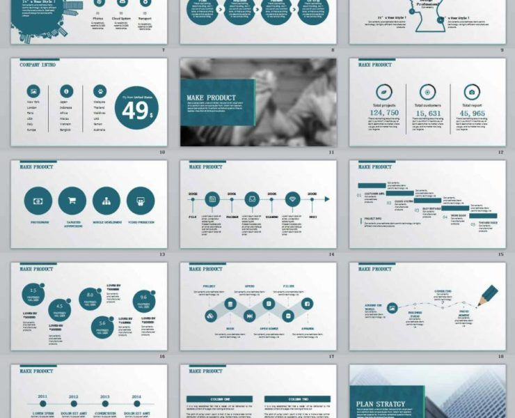 35 best 2018 powerpoint templates images on Pinterest Keynote - resume powerpoint template