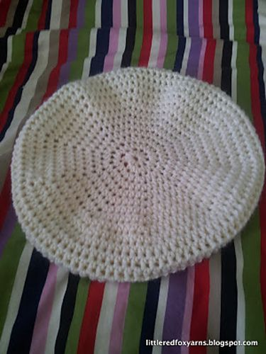 Ravelry Slouch Beret Pattern By Little Red Fox Yarns Crafting