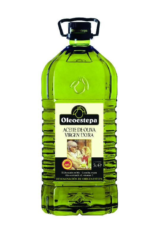 Caja De 4 Botellas 5 L Aceite De Oliva Virgen Extra Aceite