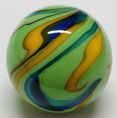"Winlock Marbles ~ Handmade Glass Marbles ~ Lampwork Art Marble ~ 15/16"" - http://hobbies-toys.goshoppins.com/marbles/winlock-marbles-handmade-glass-marbles-lampwork-art-marble-1516/"
