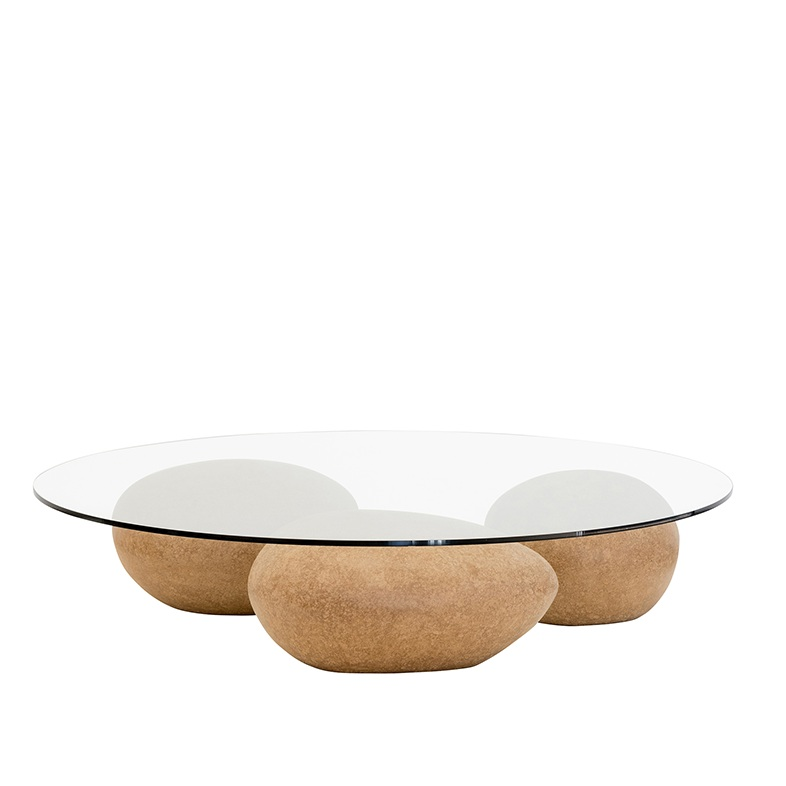 Mesa Agua Coffee Table Natural In 2020 Decorative Bowls