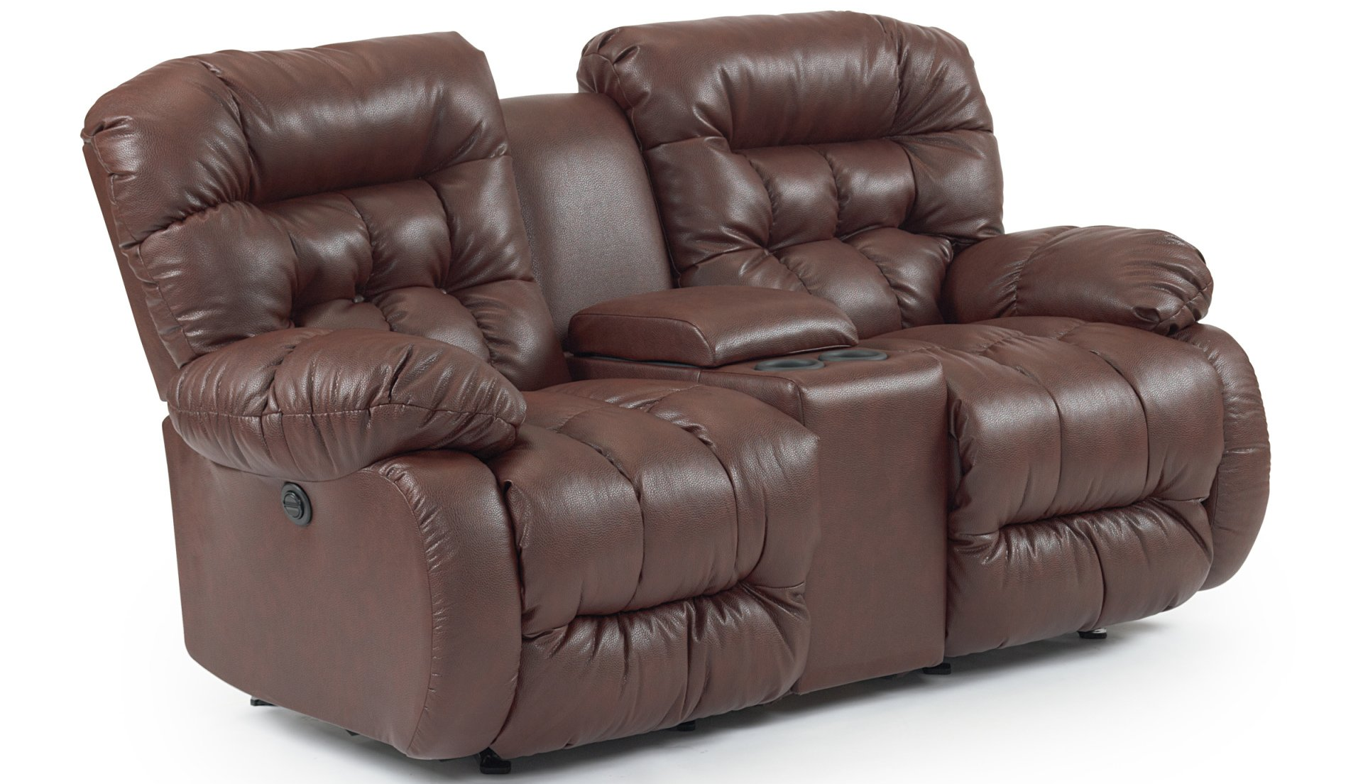 These Two Armchairs Look Really Great I Love The Leather Design And It S Great That They Are Both E Goods Home Furnishings Furniture Power Reclining Loveseat