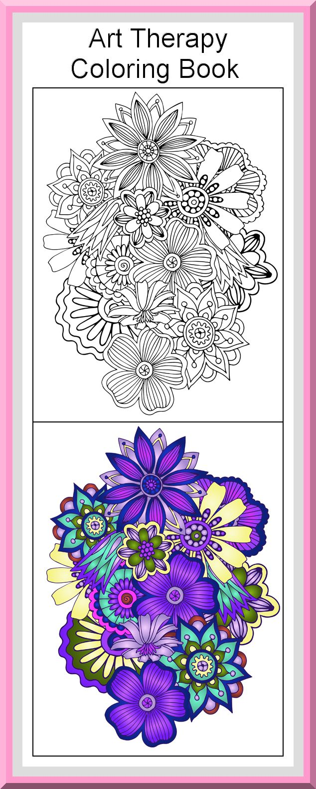 30 Printable Coloring Pages Outlines Color Examples Printable Download Pages Art Therapy Col Art Therapy Coloring Book Printable Art Therapy Coloring Pages