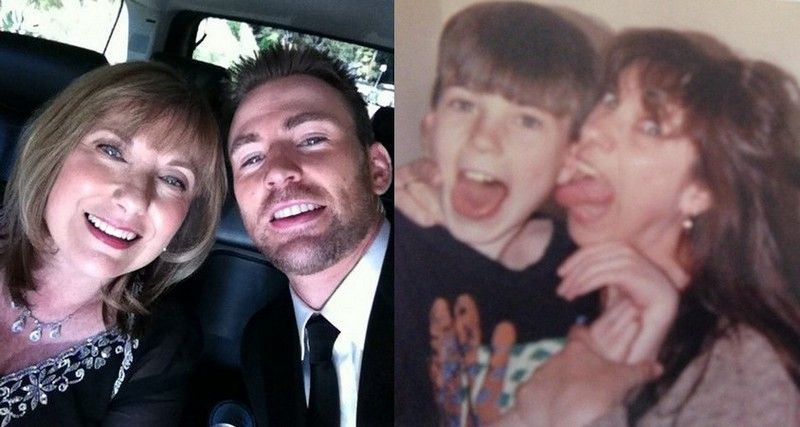 Chris Evans And His Friendly Family 3 Siblings Parents Girlfriend Bhw Chris Evans Girlfriend Chris Evans Chris Evans Brother
