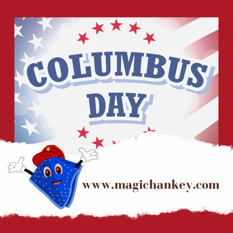 Columbus Day Is A United States Federal Holiday Commemorating The Arrival Of Christopher Columbus In The Americas In 1492 Columbus Day Holiday Federal Holiday