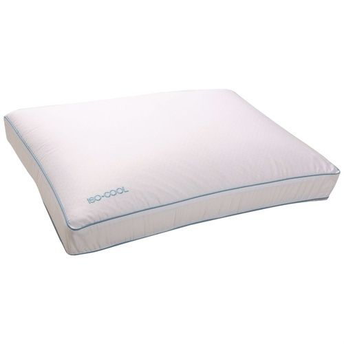 Side Sleeper Memory Foam Pillow With 100 Cotton Cover Standard