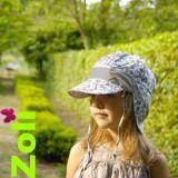 chapeau bébé et enfant en coton, pour protéger du soleil - Zoli