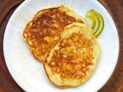 Rum and Pear Pancakes | Serious Eats : Recipes