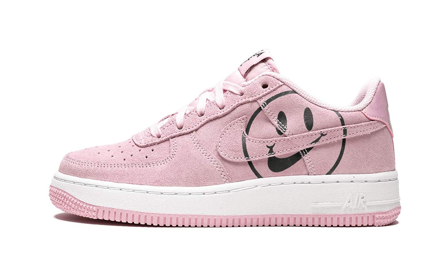 Nike Baskets Air Force 1 LV8 2 (GS) Amazon.fr Chaussures