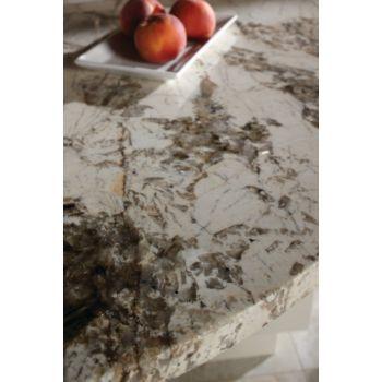 Alpine White Granite Slab By Daltile White Granite Slabs Granite Slab White Granite