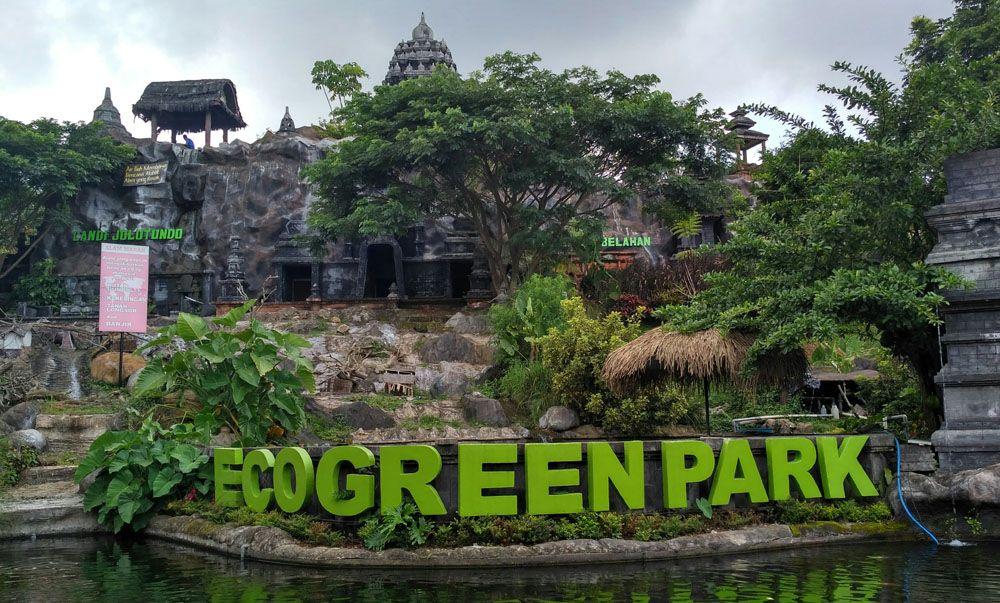 Harga Tiket Masuk Eco Green Park Batu Malang Macam Harga Tiket In