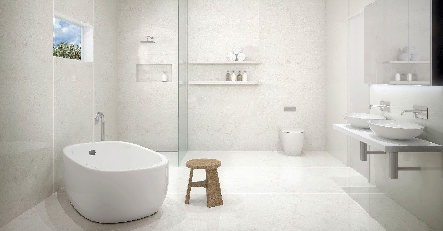 5 Reasons To Use Caesarstone In The Bathroom Fugenloses Bad Badezimmer Dekor Badezimmer Innenausstattung