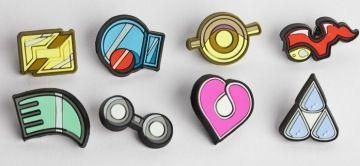 Medallas pokemon de Hoenn