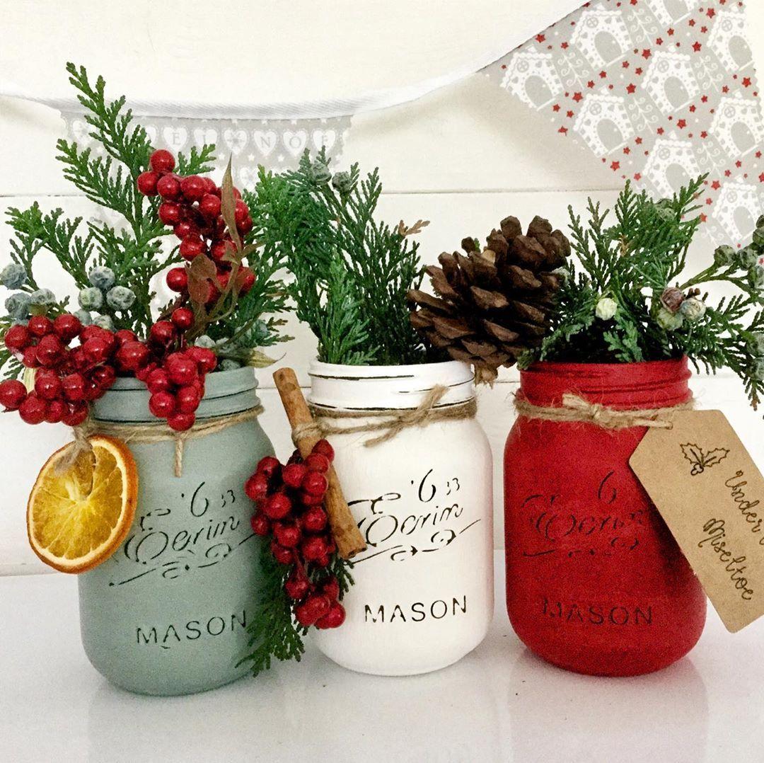 Christmas Decor Ideas Christmas Jars Christmas Decor Ideas Diy Christmas Jars Decorations Christmas Jar Christmas Jars Christmas Mason Jars Christmas Jar Gifts