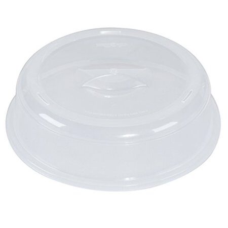 Nordic Ware Microwave Plate Cover 11-Inch Fits Dinner Plates Dishwasher Safe USA