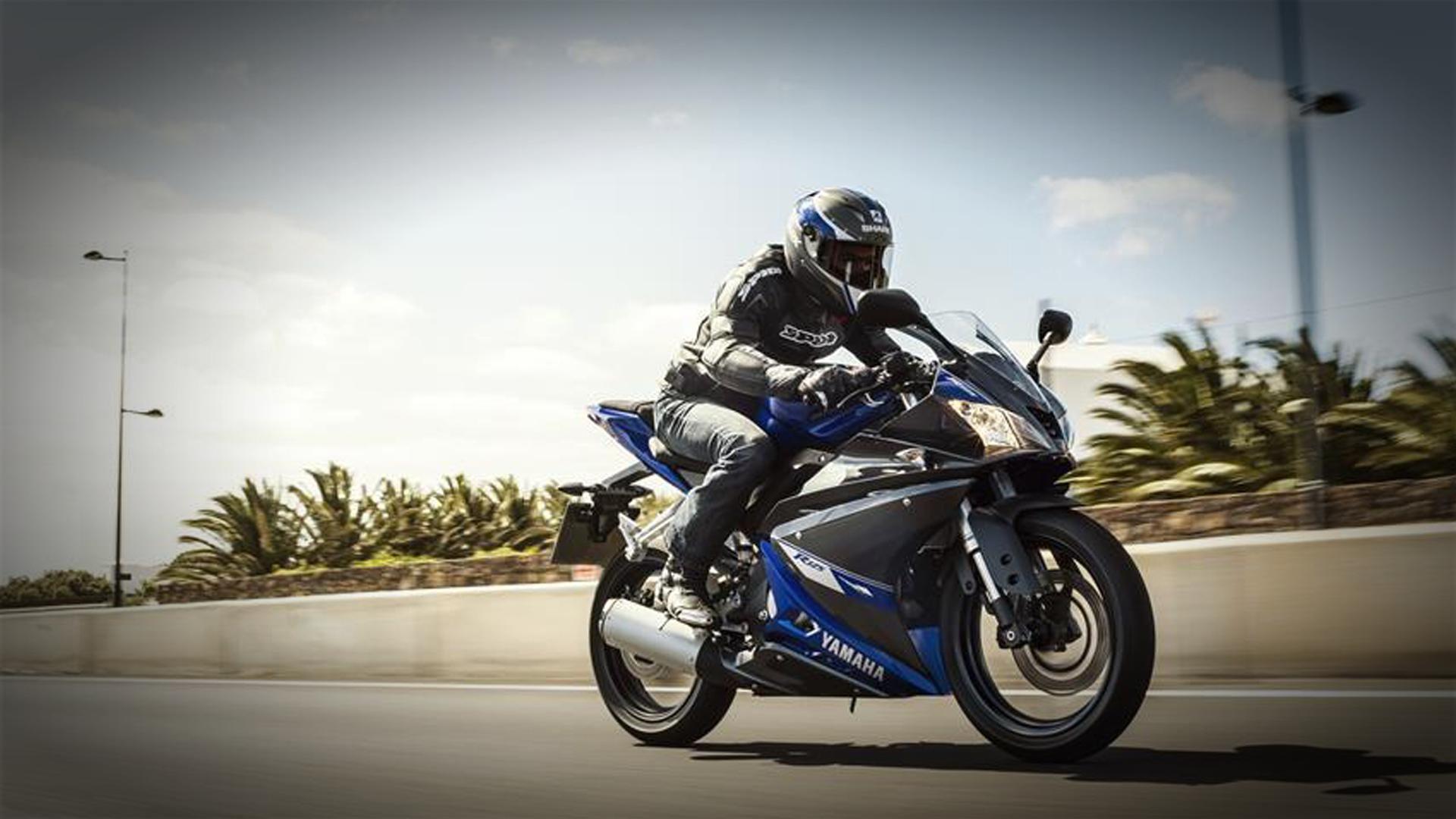 2014 Yamaha YZF R125
