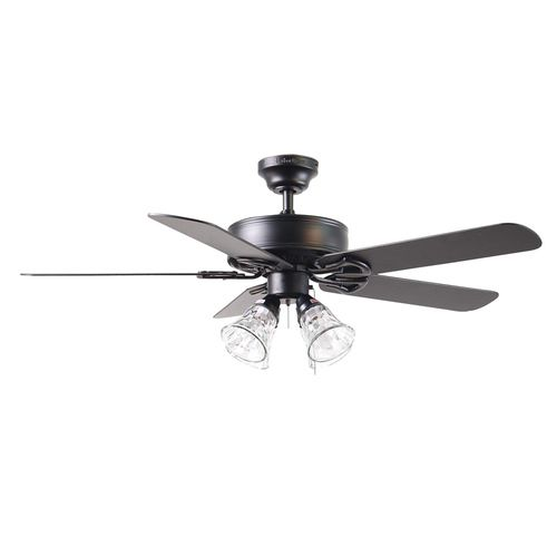 Zoomed harbor breeze 52 springfield ii matte black ceiling fan zoomed harbor breeze 52 springfield ii matte black ceiling fan lowes colins room aloadofball Choice Image