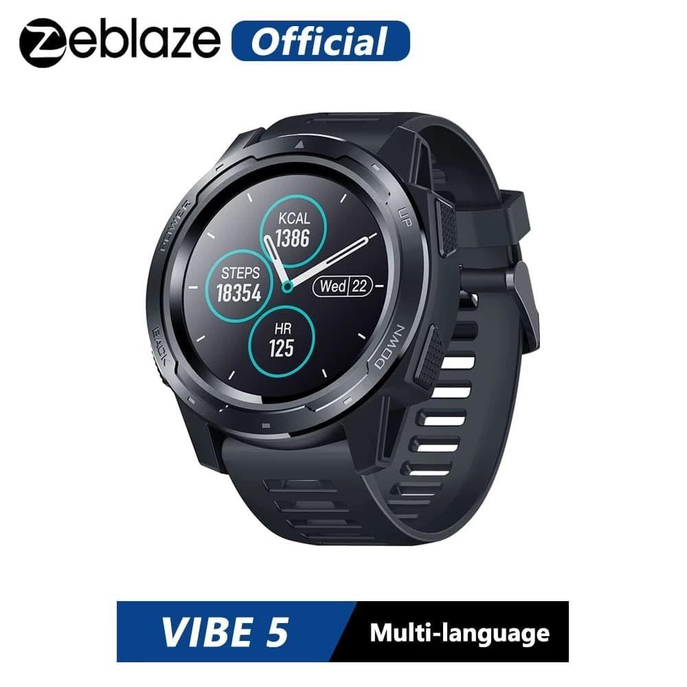 26 Zeblaze Vibe 5 Ip67 Waterproof Smart Watch Smart Watch Fitness Tracker Samsung Gear Watch