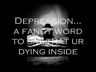 Dying inside...