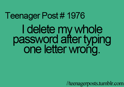 teenage posts images | Teenage posts #... - airsoul I literally do this on everything