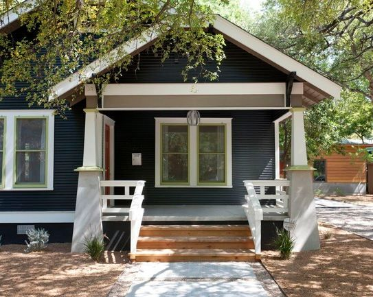 Superior Our Little Bungalow: Exterior Paint Great Pictures