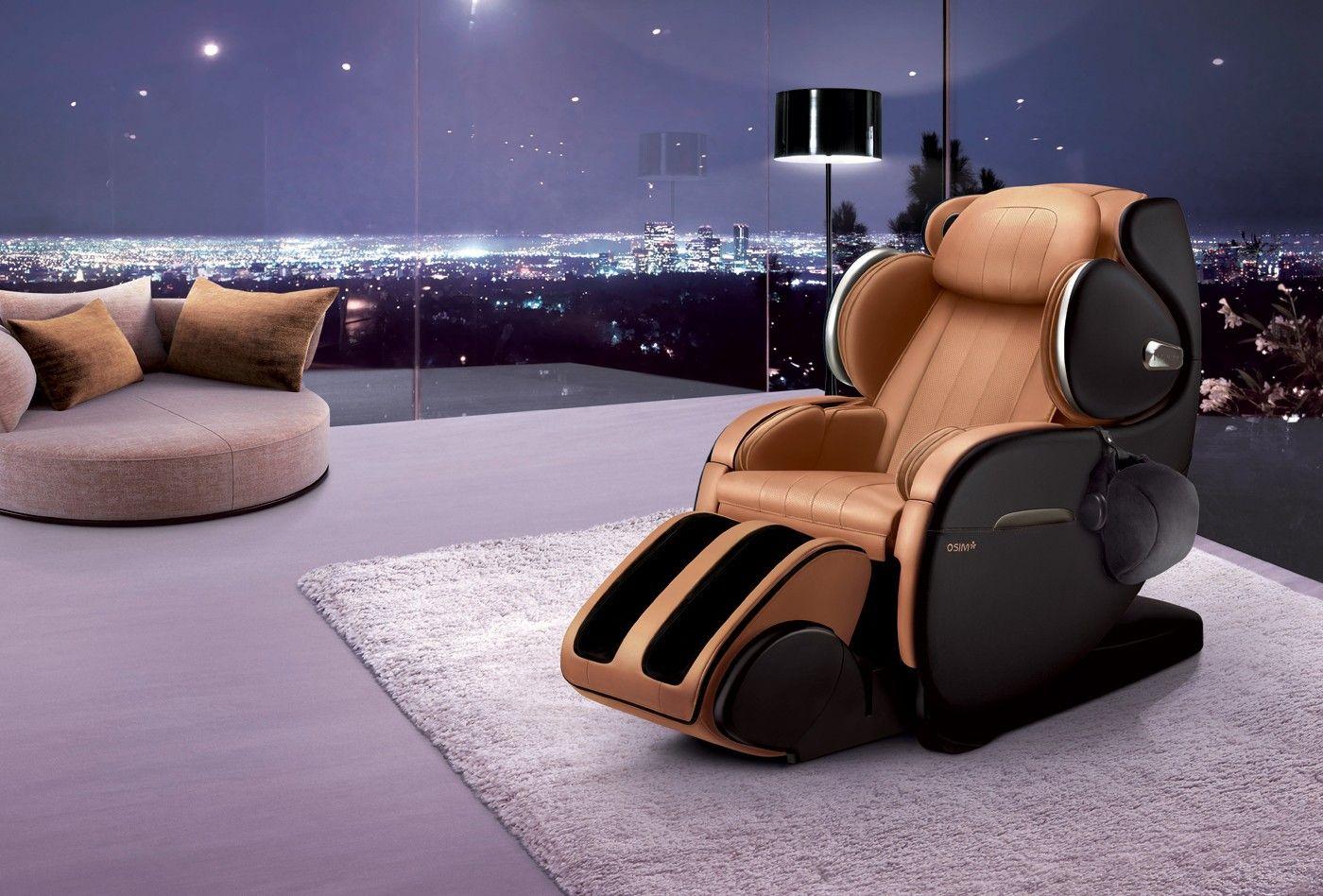 Massage Chair, uInfinity Luxe OSIM Singapore Massage